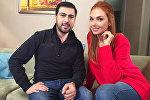 Намик Гарачухурлу и Наталья Турова