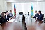 В Казахстане подписано соглашение о получении площади под азербайджанский национальный павильон на международной выставке EXPO-2017: Энергия будущего в Астане