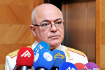 Председатель Государственного таможенного комитета Айдын Алиев