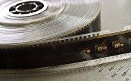 Кинопленка, фото из архива