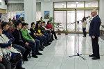 В Российском информационно-культурном центре в Баку отметили День молодежи