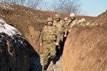 Министр обороны АР Закир Гасанов проверил подготовку подразделений на передней линии
