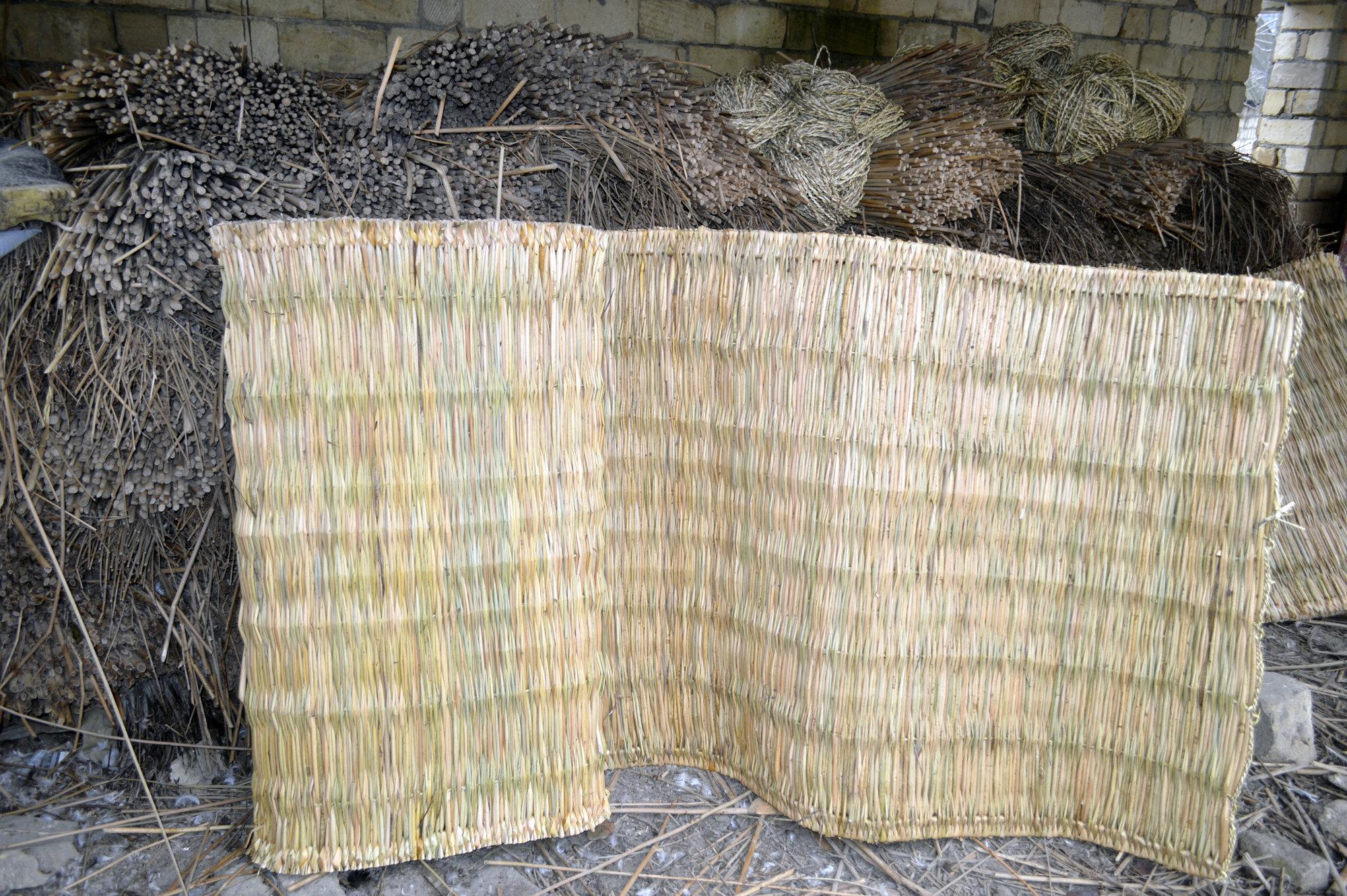 Плетение циновки из рогоза своими руками Из дерева 9