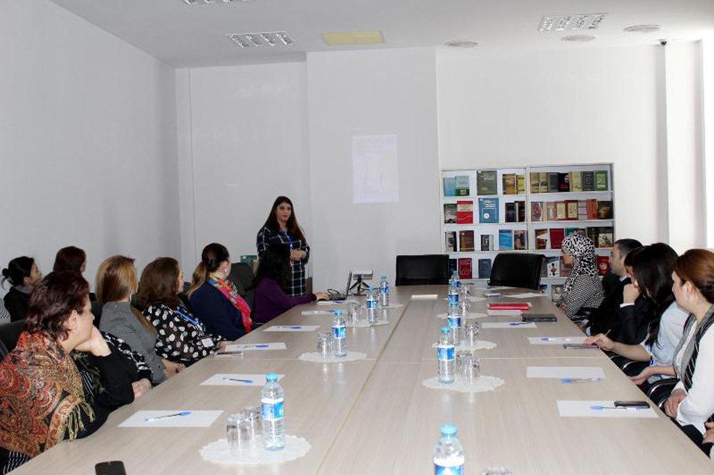 AMEA Mərkəzi Elmi Kitabxanasında Rus ədəbiyyatı fondunun incilərinin təqdimatı keçirilib