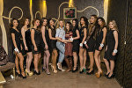 Участницы Miss Top Model Azerbaijan