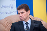Посол Украины в Азербайджане Александр Мищенко, фото из архива