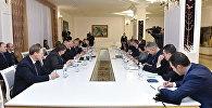 Участники встречи по Сирии в Астане