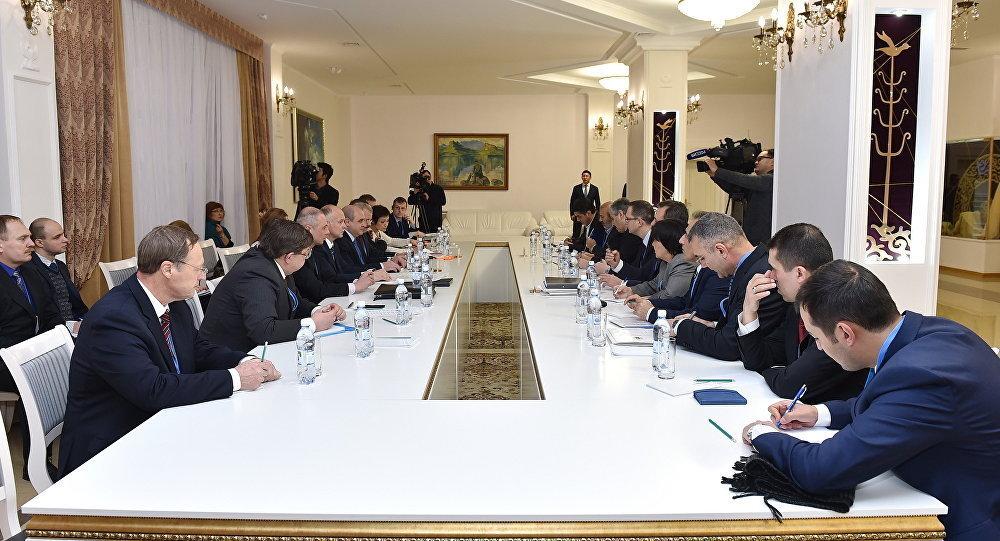 Эксперты вАстане обсудили соблюдение режима прекращения огня вСирии