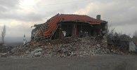 Результат землетрясения в Чанаккале