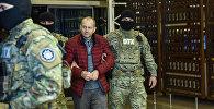 Aleksandr Lapşin, arxiv şəkli