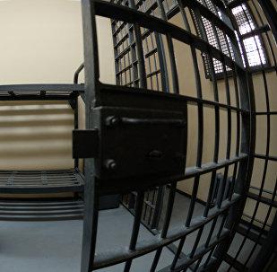 Камера в следственном изоляторе, фото из архива