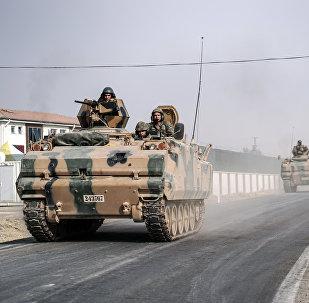 ВС Турции в Сирии, фото из архива