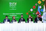 Bakı2017 səfirlərinin təqdimatı