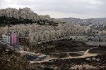 Израильские поселение на Западном берегу реки Иордан