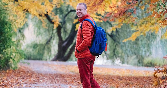 Известный украинский блогер Александр Чебан