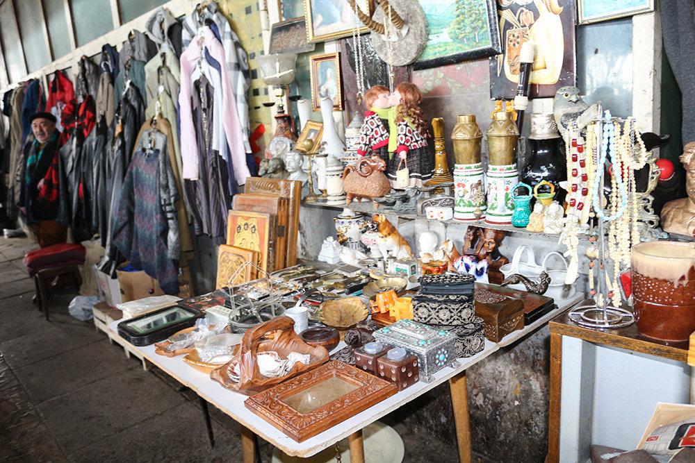 Рынок в Сабунчи