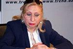 Председатель Правозащитного Центра Азербайджана (ПЦА) Залиха Тагирова