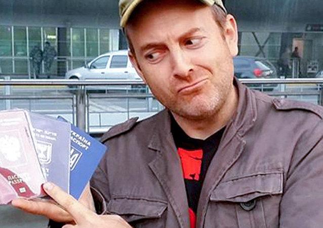 Александр Лапшин, фото из архива