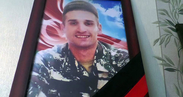 Встолице Азербайджана говорили о погибели азербайджанского военного вКарабахе