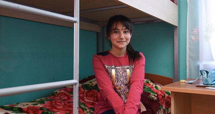 Девочка из Азербайджана услышала заветную фразу Ты супер!