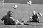 SSRİ-nin futbol üzrə yığmasının sabiq qapıçısı Viktor Çanov