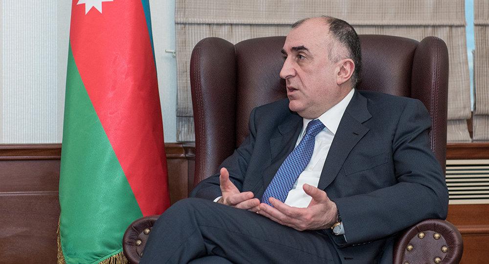 Глава МИД Азербайджана Эльмар Мамедъяров