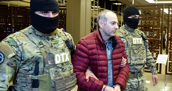 Интересы Лапшина будет защищать другой юрист — Посольство Российской Федерации