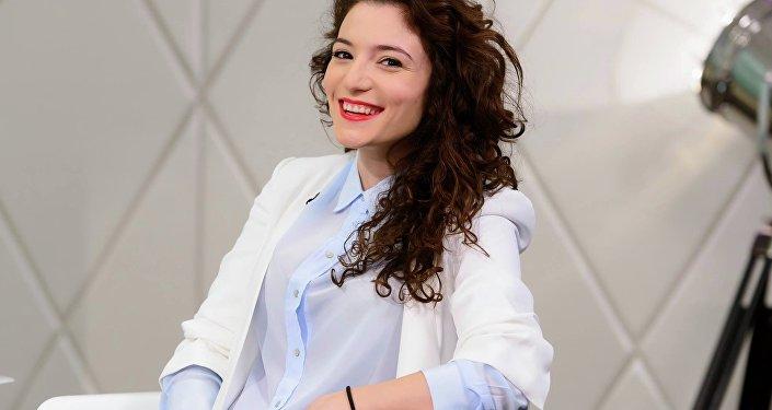 Диляра Кязимова в Венгрии