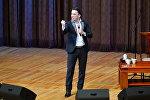 Концерт российского юмориста Максима Галкина в Баку