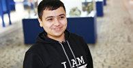 Азербайджанский певец, финалист всемирно известного проекта в России Голос Дети-3 Азер Насибов