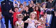 Участницы международного детского вокального конкурса Ты супер!