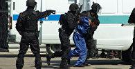 Бойцы спецназа Казахстана, фото из архива