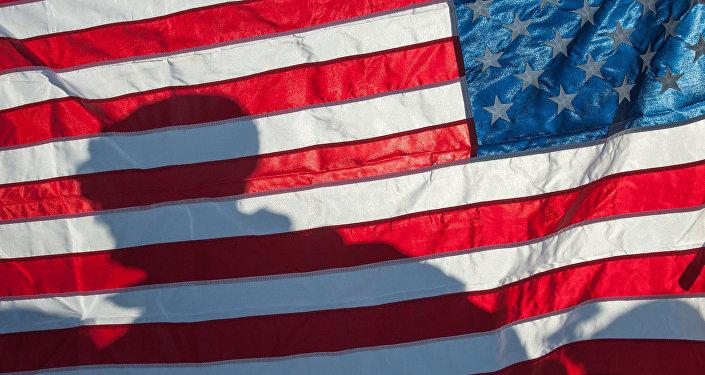 ABŞ bayrağı, arxiv şəkli
