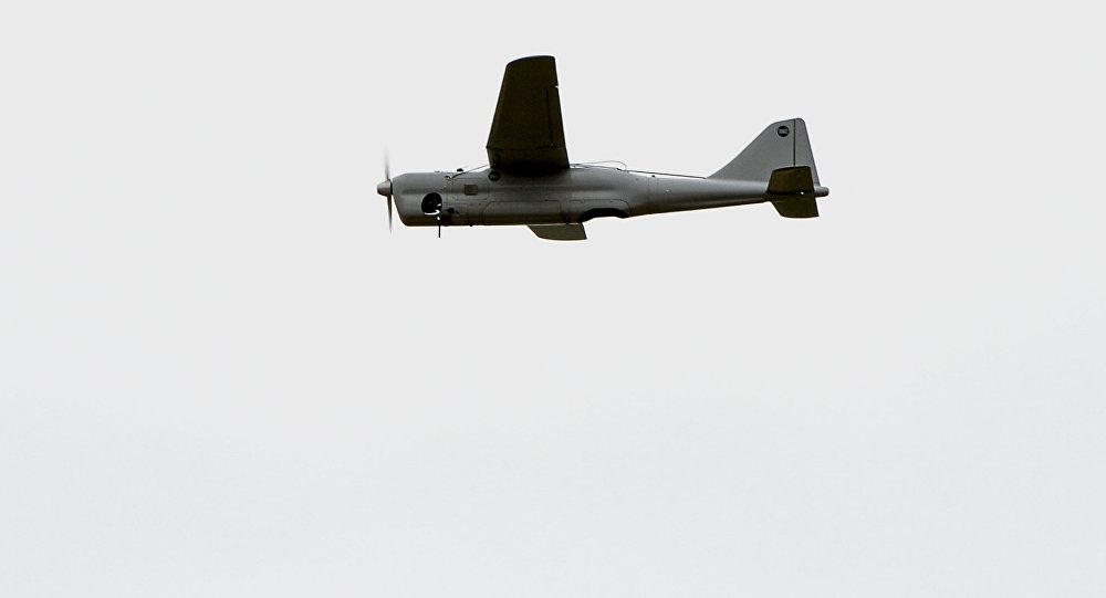 Самолет-беспилотник, фото из архива