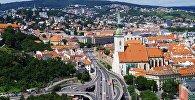 Город Братислава, фото из архива