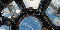 Международная космическая станция, фото из архива