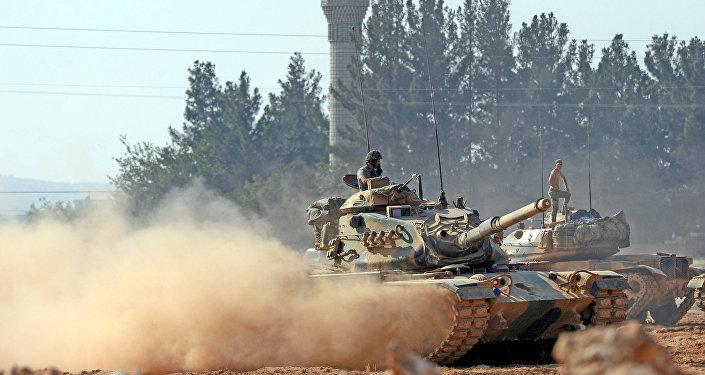 ИГпотеряло контроль над 40% города Эль-Баб вСирии
