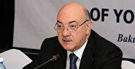 Заведующий отделом по работе с правоохранительными органами Администрации Президента Азербайджанской Республики Фуад Алескеров