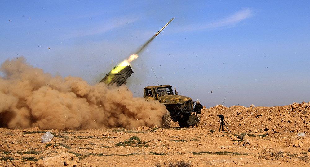 Триумф вАль-Бабе: сирийский режим иоппозиция договорились одемаркационной линии