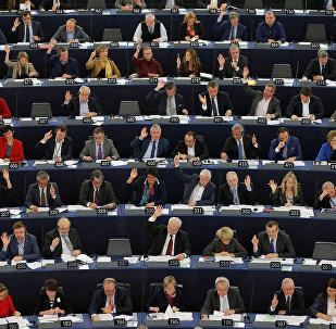 Avropa Parlamenti, arxiv şəkli