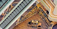 Торговый центр, фото из архива