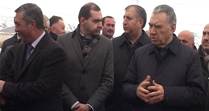 Посол США непоехал… Апосол Российской Федерации восвобожденном селе Карабаха