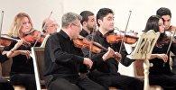 Концерт, посвященный творчеству композиторов Васифа и Джейхуна Аллахвердиевых
