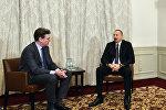 Президент Азербайджана встретился в Мюнхене с главным исполнительным секретарем компании MAN SE