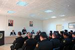 Hərbi dənizçilərlə Ombudsman Aparatı nümayəndələrinin görüşü keçirilib