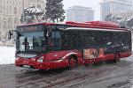 BakuBus MMC-yə aid avtobus