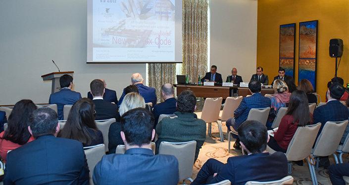 Ассоциация отелей и ресторанов Азербайджана провела встречу с представителями Министерства налогов