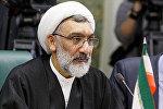Министр юстиции Ирана Мустафа Пурмохаммади
