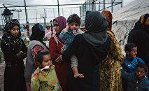 Беженцы, фото из архива