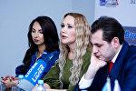 Прошла пресс-конференция по смене руководства модельного агенства FMS Models